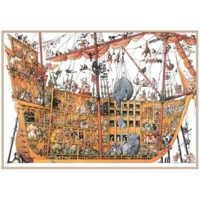 Puzzle KS-Games-11327 Joyce Nicoletti: Noahs Arche