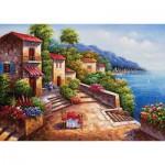 Puzzle  KS-Games-11347 Stilles Ufer