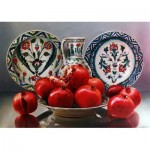 Puzzle  KS-Games-11382 Porcelain and Pomegranates