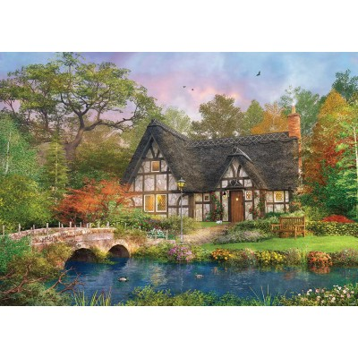 Puzzle KS-Games-11479 Dominic Davison: The Stoney Bridge Cottage