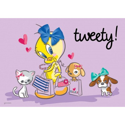 Puzzle KS-Games-TW714 Tweety