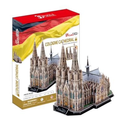 9de36d12f214c1 ... Puzzle 3D – Kölner Dom