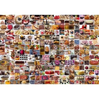 Collage Kuchen 1000 Teile Grafika Puzzle Online Kaufen