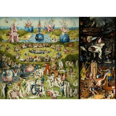 Hieronymus Bosch Der Garten Der Luste 1503 1515 1000 Teile