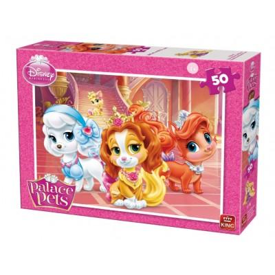 Puzzle King 05314 B Disney Princess