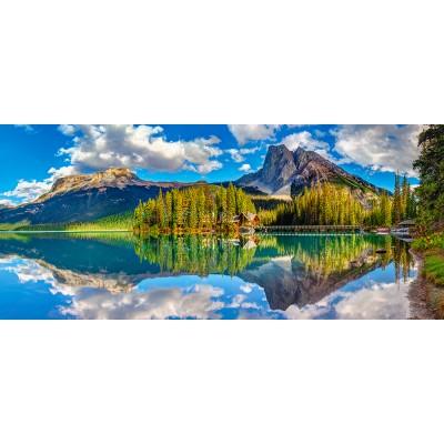 Emerald Lake, Kanada - 600 Teile - CASTORLAND Puzzle online kaufen