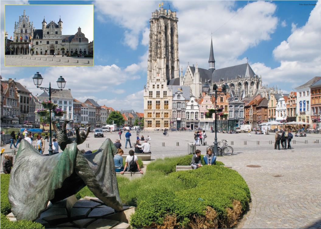 Belgien: Malines