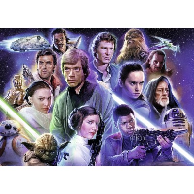 Star Wars Limited Edition 7 1000 Teile Ravensburger Puzzle
