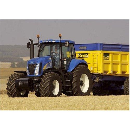 new holland traktor g nstig kaufen. Black Bedroom Furniture Sets. Home Design Ideas