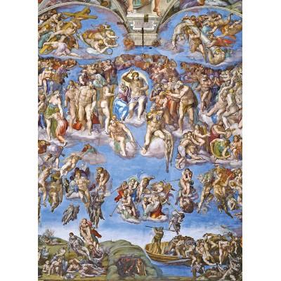 Das Jüngste Gericht Michelangelo
