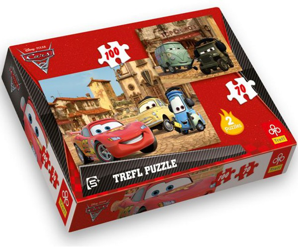 2 Puzzles: Cars