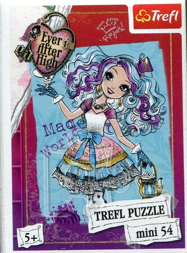 Puzzle Mini Ever After High 54 Teile Trefl Puzzle Online Kaufen