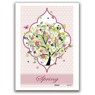 1ceed3490d6896 ... Puzzle aus Kunststoff 40 Teile – Circles of Hope  Spring ...