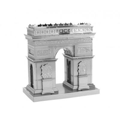 Iconx-ICX-005 3D Puzzle aus Metall - Arc de Triomphe