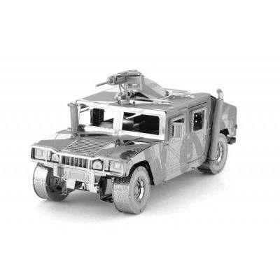 Iconx-ICX-008 3D Puzzle aus Metall - Humvee
