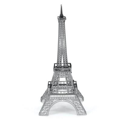 Metal-Earth-MMS016 3D Puzzle aus Metall - Eiffelturm