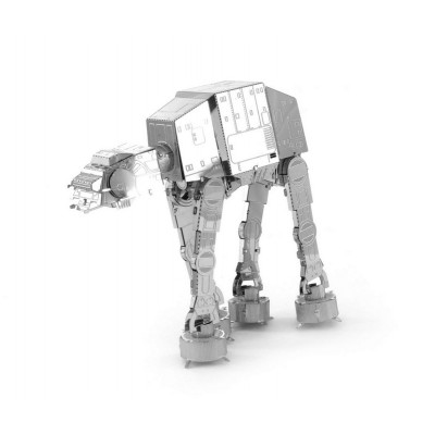 Metal-Earth-MMS252 3D Puzzle aus Metall - Star Wars: AT-AT