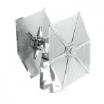 Metal-Earth-MMS267 3D Puzzle aus Metall - Star Wars: Special Forces TIE Fighter