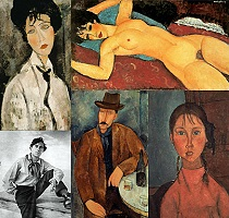 Puzzle Modigliani Amedeo