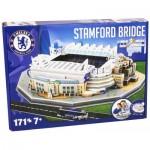 Nanostad-Chelsea Nanostad 3D Puzzle - Stamford Bridge, Chelsea