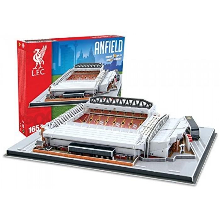 Nanostad 3D Puzzle - Anfield, Liverpool