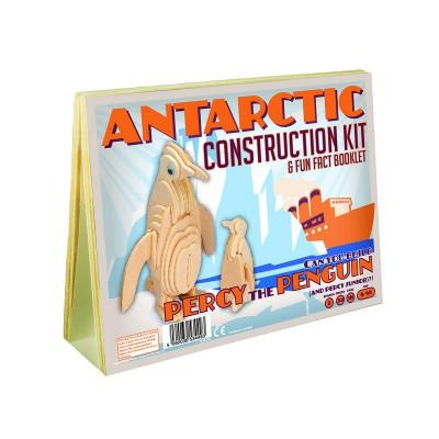 Professor-Puzzle-AC1315 3D Puzzle aus Holz - Percy
