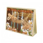Professor-Puzzle-PPVC1313 3D Holzpuzzle - Butterfly and Bee