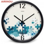 Airinou-B Wanduhr - Puzzle - 30 cm