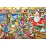 Puzzle   Christmas Collectors Edition No.5 - Santa's Workshop