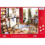 Puzzle   Farmhouse Kitchen