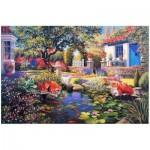 Puzzle   Garden Pond