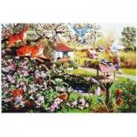 Puzzle   Garden Watch