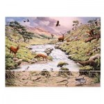 Puzzle  The-House-of-Puzzles-1523 Mountain Stream