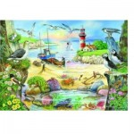 Puzzle  The-House-of-Puzzles-1561 Smugglers Cove