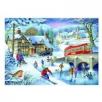 Puzzle  The-House-of-Puzzles-1578 Winter Games