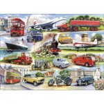 Puzzle  The-House-of-Puzzles-2292 Golden Oldies