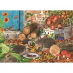 Puzzle  The-House-of-Puzzles-3206 Garden Helpers