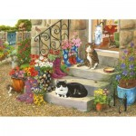 Puzzle  The-House-of-Puzzles-3541 XXL Teile - Puss 'n' Boots