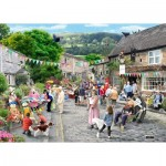 Puzzle  The-House-of-Puzzles-3558 XXL Teile - Scarecrow Fair