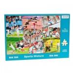Puzzle   XXL Teile - Sports Mixture