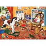 Puzzle   XXL Teile - Toy Stories