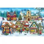Puzzle   XXL Teile - Village Life