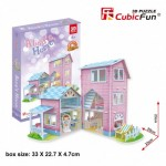 3D Puzzle - Alisa's Home