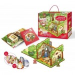3D Puzzle - Little Red Riding Hood - Schwierigkeit: 2/8