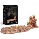 Cubic-Fun-DS0987H 3D Puzzle - Game of Thrones - King's Landing