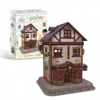 Cubic-Fun-DS1008H 3D Puzzle - Harry Potter - Quality Quidditch Supplies