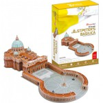 Cubic-Fun-MC092H Puzzle 3D - Petersdom, Rom, Vatikan