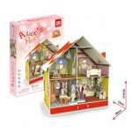Cubic-Fun-P666H Puzzle mit LED - Alice's Home