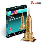 Cubic-Fun-S3003H Puzzle 3D Mini - Empire State Building, New York