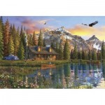 Puzzle   Oldlook Cabin